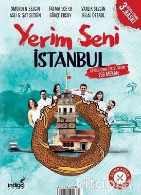 İndigo Kitap - Yerim Seni İstanbul