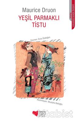 Can Çocuk Yayınları - Yeşil Parmaklı Tistu