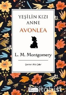 Koridor Yayınları - Yeşilin Kızı Anne Avonlea-Siyah