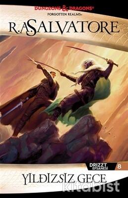 İthaki Yayınları - Yıldızsız Gece - Drizzt Efsanesi 8