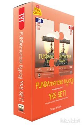 Tonguç Akademi - YKS FUNDAmentals Biyoloji Konu Anlatımlı Soru Bankası Seti (2 Kitap Takım)