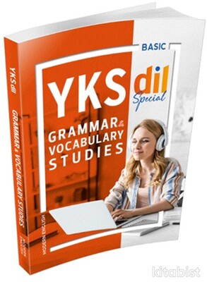 Modern English - YKSDİL Basic - Special Grammar & Vocabulary Studies