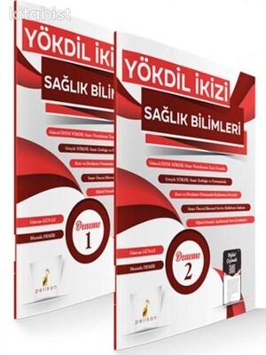 Pelikan Yayınları - YÖKDİL İkizi Sağlık Bilimleri 2 Özgün Deneme Sınavı Dijital Çözümlü