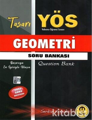 Tasarı Eğitim Yayınları - YÖS 2021 Geometri Soru Bankası