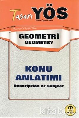 Tasarı Eğitim Yayınları - YÖS Geometri Konu Anlatımı
