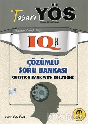 Tasarı Eğitim Yayınları - YÖS IQ Çözümlü Soru Bankası