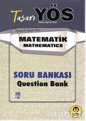 Tasarı Eğitim Yayınları - YÖS Matematik Soru Bankası