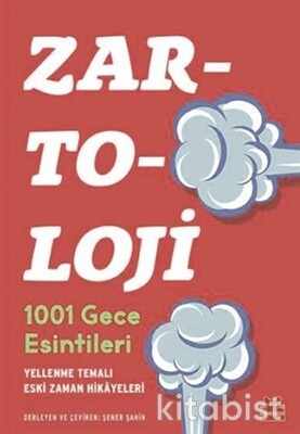 Kırmızı Kedi Yayınları - Zartoloji - 1001 Gece Esintileri