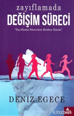 Egece Yayınları - Zayıflamada Değişim Süreci