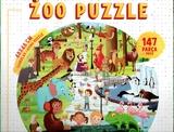Oyunzu - Zoo Puzzle (147 Parça)